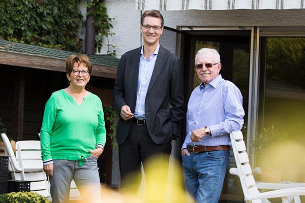 Sorglos und Glücklich: Joachim Rickauf erzählt wie ihm die Deutsche Leibrenten AG geholfen hat