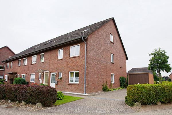 Helga und Walter Rodewald kann weiterhin in ihren eigenen vier Wänden wohnen bleiben. Sie sind rundum Zufrieden mit dem Service der Deutschen Leibrenten AG.