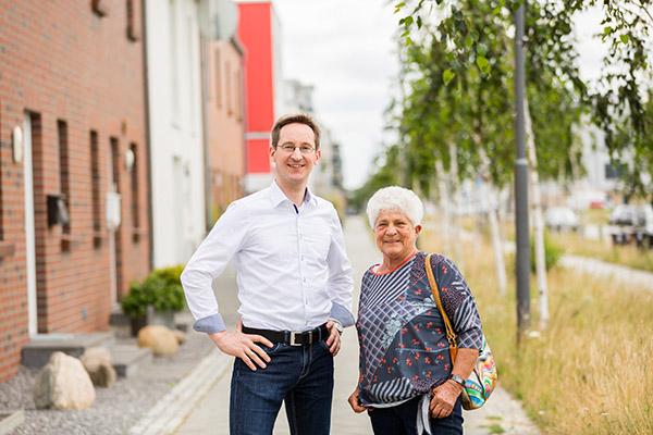 Für Renate Lechner ist die Deutsche Leibrenten AG wirklich gut und für jede Lebenslage die richtige Lösung.