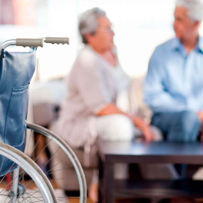 Checkliste Barrierefreies Wohnen für Senioren | Deutsche Leibrenten Grundbesitz AG