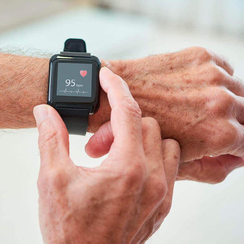 Deutsche-Leibrenten-Smartwatches