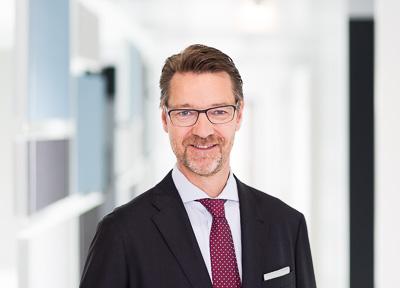 Vorstandsvorsitzender Friedrich Thiele   Deutsche Leibrenten Grundbesitz AG