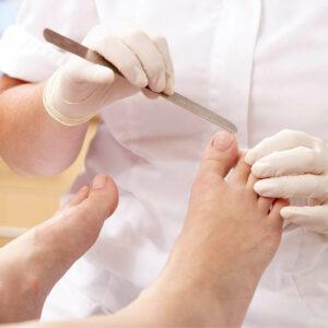 Fußpflege Senioren
